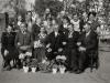 Familien Julius Ansorge, Emil Ansorge und Paul Herzog