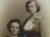 Clara Barck mit Tochter